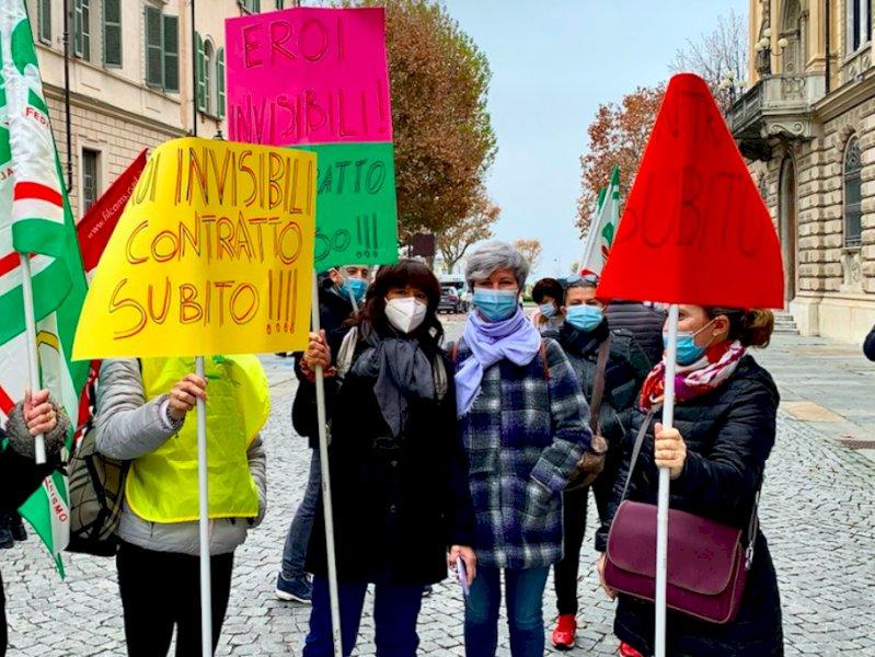 Cuneo, la Cgil tira per la giacca il Comune: ''Ai lavoratori delle pulizie niente sconto sui parcheggi?''