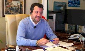 Salvini interviene sulla viabilità cuneese: ''Stanziare fondi per il nuovo traforo tra Panice Sottana e Vievola''
