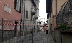 Borgo San Dalmazzo, ancora da definire i tempi per la riapertura di via Grandis