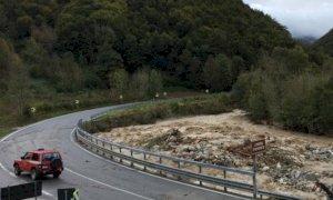 Ripristinata la viabilità tra Limone Piemonte e Panice Sottana, sulla Statale 20