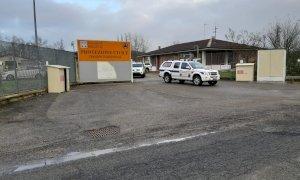 La Protezione Civile piemontese in soccorso agli alluvionati di Modena