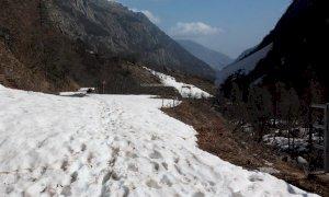 Danni alluvionali e neve, sono 11 le strade provinciali chiuse al transito quest'inverno