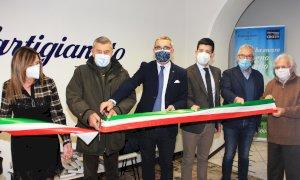 Inaugurati a Garessio i nuovi uffici di Confartigianato Cuneo
