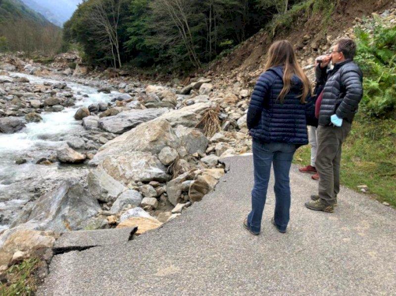 Rischio idrogeologico, Gribaudo: ''In arrivo nel Cuneese 11 milioni per la progettazione''