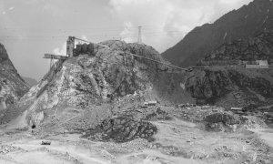 Cinquant'anni fa l'avvio dei lavori per la costruzione della diga del Chiotas