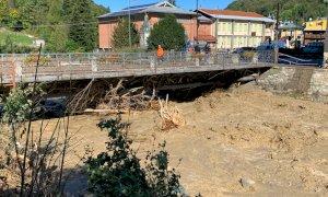 Vernante, il ponte sul Vermenagna sarà demolito e ricostuito