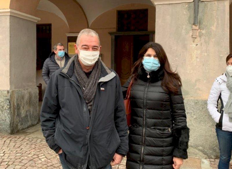 Giuseppe Bonetto e Nadia Dal Bono