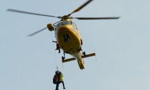 Tre scialpinisti coinvolti in incidenti nel primo giorno sulle nevi della Granda