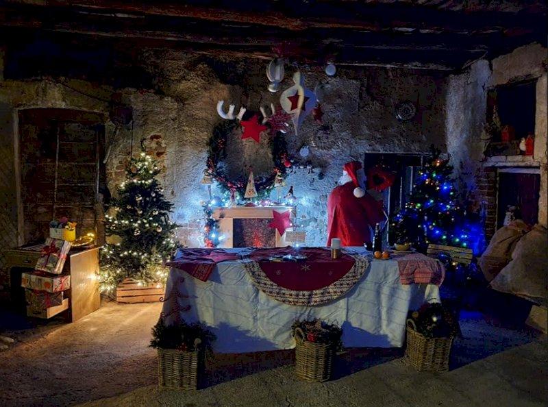 Anche a Chiusa di Pesio si è accesa la magia del Natale