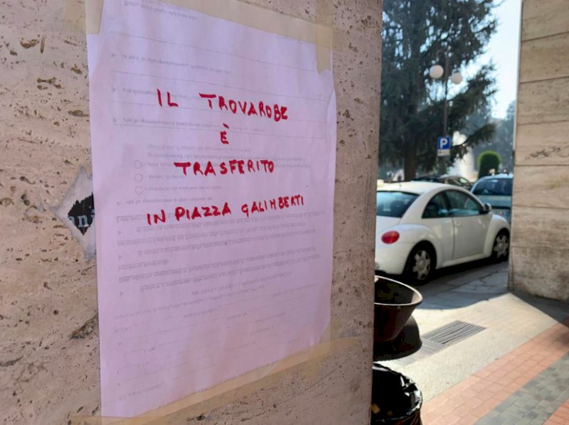 Cuneo, il Trovarobe si sposta in Piazza Galimberti