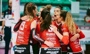 Pallavolo A1/F: Cuneo sfida Firenze alla ricerca di punti e sicurezze