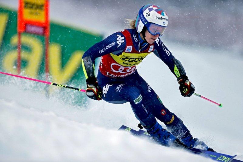 Sci alpino, Marta Bassino pronta per il weekend di velocità in Val d'Isère