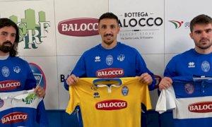 Calcio, Serie D: Il Fossano ufficializza tre rinforzi