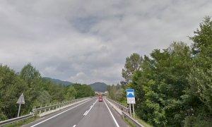 Roccavione, completata la manutenzione sui viadotti della statale del colle di Tenda