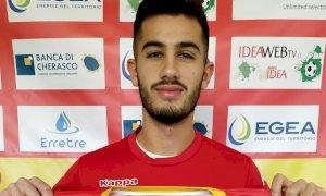 Calcio, Serie D: il Bra rinforza l'attacco con Federico Chiappino