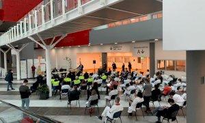 Dalla fondazione Nuovo Ospedale Alba Bra un omaggio Natalizio per i dipendenti dell'Asl CN2