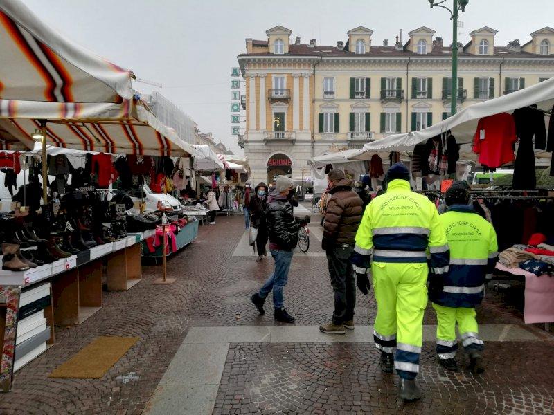 Cuneo, 121 vittime di Covid-19 dall'inizio della pandemia: in città ancora 337 positivi