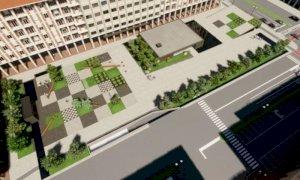 ''Il nuovo progetto per piazza Europa non è un regalo alla città, ma al Sindaco''