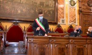Il Comune di Saluzzo a Parma per la cittadinanza onoraria al Generale Dalla Chiesa