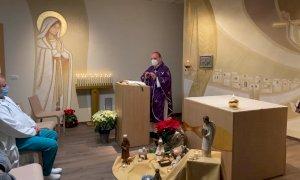Inaugurata la cappella all'interno dell'ospedale 'Ferrero' di Verduno