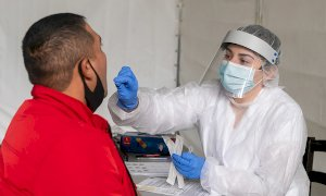 Coronavirus, contagi in aumento in Piemonte ma diminuiscono ancora i ricoveri