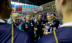 I tecnici della Granda Volley Academy a lezione con Pasquale D'Aniello