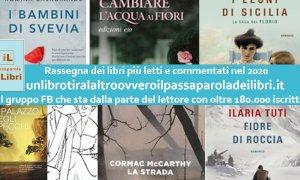 'Un libro tira l'altro': ecco i libri più letti e commentati del mese di dicembre