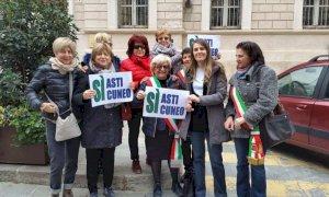 Asti-Cuneo, Gribaudo (Pd): ''Sarò davvero contenta solo quando vedrò operai e mezzi al lavoro''