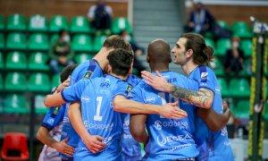 Pallavolo A2/M: Cuneo cede il passo alla capolista Bergamo