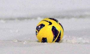Calcio, Serie D: rinviata per neve Bra-Gozzano
