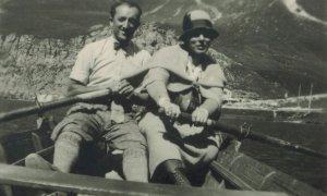 Oggi è l'85° anniversario della morte di Alice Schanzer, la mamma di Duccio Galimberti