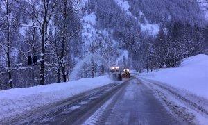 Limitazioni al transito dei mezzi pesanti tra Borgo San Dalmazzo e Vinadio