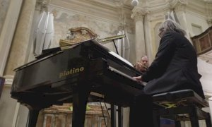 Quasi 9mila spettatori virtuali per il concerto di Capodanno al monastero della Stella di Saluzzo