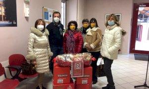 Zonta club Cuneo, fine anno all'insegna della solidarietà con famiglie bisognose e case di riposo