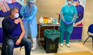 Le persone vaccinate contro il Covid in Piemonte superano quota 30 mila