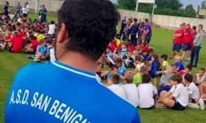 Calcio giovanile, il San Benigno2RG presenta gli appuntamenti estivi