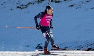 Biathlon, cuneesi in gara tra Forni Avoltri e Bionaz per Alpen Cup e Coppa Italia