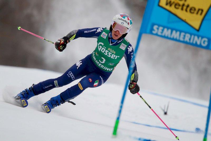 Sci alpino, Marta Bassino seconda a Sankt Anton: per lei è il terzo podio stagionale