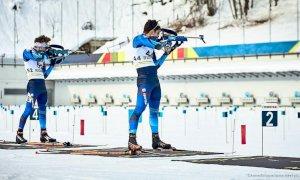 Biathlon, Marco Barale sul podio nello sprint di Alpen Cup a Forni Avoltri