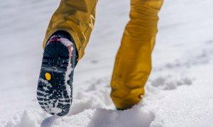 A Gaiola, se nevica, c'è l'obbligo di indossare calzature adatte