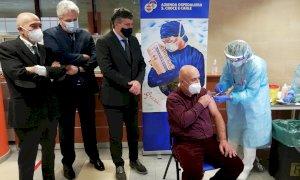Fase 1, effettuate due terzi delle vaccinazioni anti-Covid in Piemonte