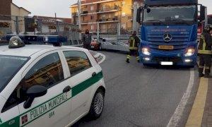 Bra, incidente in via Cuneo: traffico rallentato, ma nessun ferito