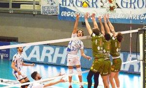 Pallavolo A2/M: Mondovì supera Siena al tie break