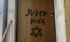Mondovì, nessun colpevole per la scritta ''Juden hier'' sulla casa di Lidia Rolfi