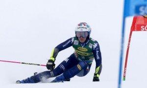 Sci alpino, Marta Bassino torna in pista in Gigante a Kranjska Gora