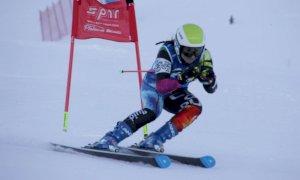 Sci alpino, nel Gigante FIS di Pila vince Melissa Astegiano
