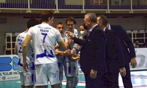 Pallavolo A2/M: Vbc Synergy Mondovì atteso domenica a Brescia