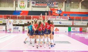 Lpm Pallavolo Mondovì lancia la 'Lucky Volley - lotteria sotto rete': edizione online