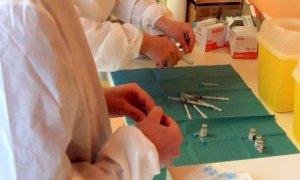 Coronavirus, in Piemonte 94.661 persone hanno già ricevuto la prima dose