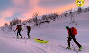 ''Sì allo sport in montagna, ma quest'anno prima la prudenza''